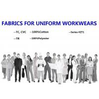Buy cheap Uniform Workwear Fabric Collection 201804#ZT1 from wholesalers