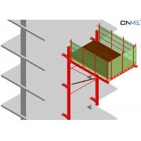 China High Efficient Rail Guided Crane Loading Platform To Reposition Table Formwork wholesale