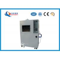 China IEC 60587 Stainless Steel High Voltage Automatic Tracking Testing Equipment / Test Chamber wholesale