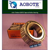 China Heavy Duty P5 Timken Taper Roller Bearings For Air-conditionin wholesale