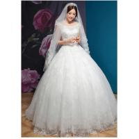 China Winter Bridal Wedding Gowns wholesale