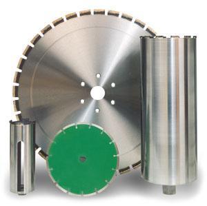 China Diamond Core drill Bit and Reaming Shells wholesale