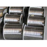 Buy cheap Anti Fatigue Thin Steel Wire SUS 201 304 Customized For Chemical / Construction from wholesalers