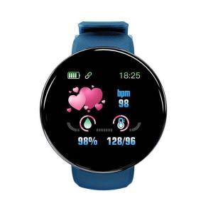 China D18 Heart Rate Monitoring HS6620D Smart Bluetooth Bracelet wholesale