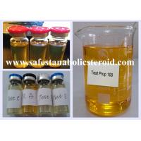 China Muscle Building Injectable Anabolic Steroids Testosterone Propionate 100mg/ml Conversion wholesale