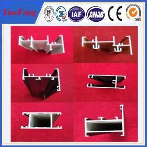 China color anodize aluminium profile,customized powder coating aluminium sliding window oem wholesale