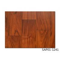 Buy cheap small leaf Acacia Handscraped, UV lacquer, HDF engineered flooring, 3-layer, UV from wholesalers