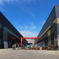 China Low Cost High Rise Prefabricated Steel Structure For Industrial Workshop wholesale