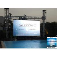 China Outdoor Waterproof Stage Rental Led Display Screen P3.91mm 4K High Definition wholesale