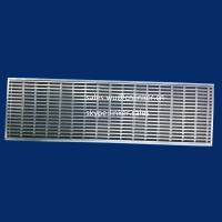 China Stainless steel Flat wedge screen panel wholesale
