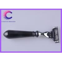 China Classical long handle Mach3 replace head shaving razor handles or custom wholesale