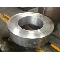 Quality Custom Gear Ring Flange Alloy Steel Forging Spur For Wind Turbine for sale