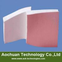 China UTP100 China heat transfer thermal conductive pad & film on sale