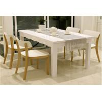 China Sturdy Modern Furniture Chairs Armless Solid Wood Contemporary Dining Chairs wholesale