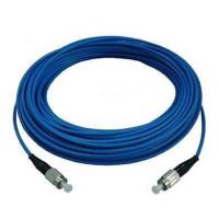 China Armoured optical fiber pigtail Fiber Optic Patch Cord cable CE ROHS Certicated wholesale