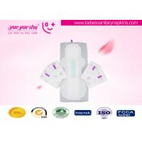 China Heavy Absorption Anion Sanitary Napkin With The ADL Layer 270mm X155mm wholesale