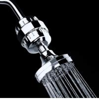 China Faucet Mounted High Output Shower Head Water Filter For Bathtub wholesale