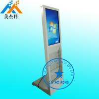 China 47 Inch blastproof Touch Screen Digital Signage For Advertising With Newspaper wholesale
