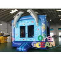 China Bouncy Castle Commercial Inflatable Bounce House Outdoor Kids Backyard Toy wholesale