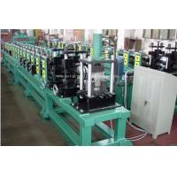 China Hydraul Automatic Z Purlin Roll Forming Machine , Roof Panel Roll Forming Machine wholesale