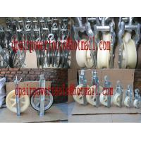 China Multi Sheave Cable Block,Mini Cable Block on sale