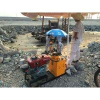 China Portable Cone Penetration Test Apparatus Shallow Holes Roads Anchor Dia 300 - 400mm wholesale