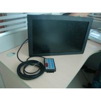 China 23 Inch Bus Digital Signage Display / Advertising Player With GPS Bus Stop wholesale