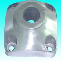 China Automotive Engine Part V250 ADC12 Material Sign Aluminum Bracket For GM Motor wholesale