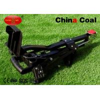 China Black Logistics Equipment Remote Control Golf Trolley With Aluminum Frame wholesale