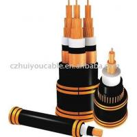 Medium Voltage XLPE Insulated PE Sheathed Power Cable