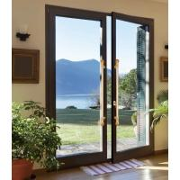China Aluminum Clad Casement Windows wholesale
