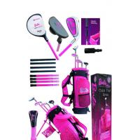 Wholesale Barbie 2011style children golf club set middle size and big size from china suppliers