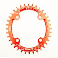 China CNC Machining Color Anodized 7075-T6 Aluminum Bicycle Bike BMX Sprocket wholesale