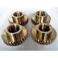 China Brass Worm and worm wheel wholesale