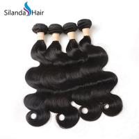 Quality High Quality Brazilian Body Wave Hair Remy Human Hair Weaves 3pc/pack for sale