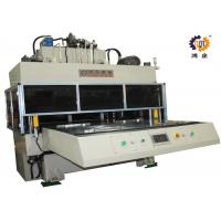 China Servo Four Column Hydraulic Die Cutting Machine With Large Work Table 380V wholesale