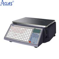 China Label Printing Scale With Best Price,Electronic Scale,Barcode Lable Scale,Balance wholesale