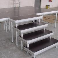 China Alloy Assembly Portable Stage for Sound System and Dj Equipments wholesale