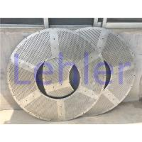 China Non - Clogging Wire Cylinder Basket , Stainless Baskets Wire Mesh For Pulp / Paper wholesale