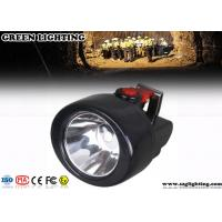 China 13000 Lux Black Underground Cordless Mining Lights Water - Proof IP 65 wholesale