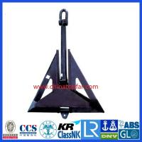 China Marine Flipper Delta Anchor, High Holding Power Delta anchor, Marine HHP anchor,Marine Delta anchor on sale
