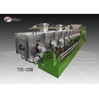 China Engineering Plastic Extrusion Machine PP/PE/PS/PET/PC With Talc CaCO3 wholesale