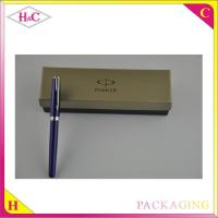 China Customized paper pen packaging gift box wholesale
