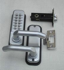 China Mechanical Pushbutton Lock (WTL-09A) wholesale