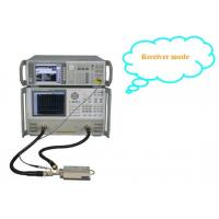 Microwave Low Cost Vector Network Analyzer With USB GPIB LAN Standard Parallel Interface
