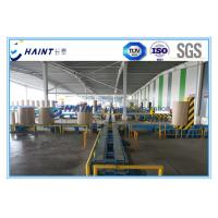 China Chaint Logistics ASRS Storage System , Warehouse Automatic Racking System wholesale