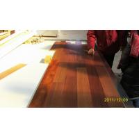 China Jatoba Engineered Flooring Flooring handscraped and Distressed Surface wholesale