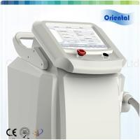 China Permanent Hair Removal Machine For Female / Laser Hair Removal Equipment Durable wholesale