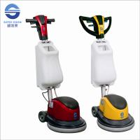 floor grout cleaning machine