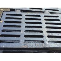 China Outdoor En 124 cast iron grating with black bitumen wholesale